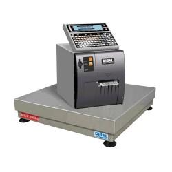 ETYKIECIARKA LP-3000 DIBAL